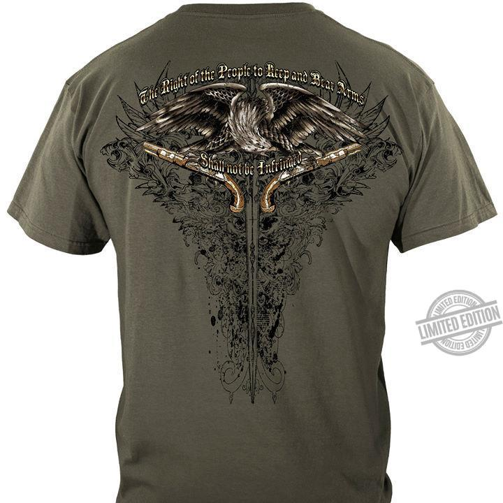 The Right Of The People To Reep And Bear Arms Shirt